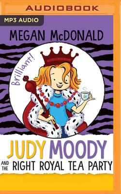 Judy Moody and the Right Royal Tea Party Cover Image