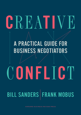 Cover for Creative Conflict