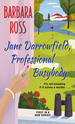 Jane Darrowfield, Professional Busybody Cover Image