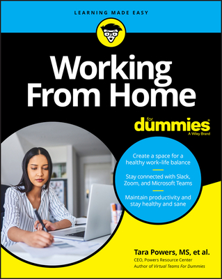 Working from Home for Dummies Cover Image