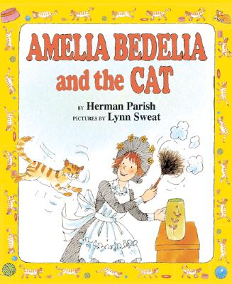 Amelia Bedelia and the Cat Cover Image