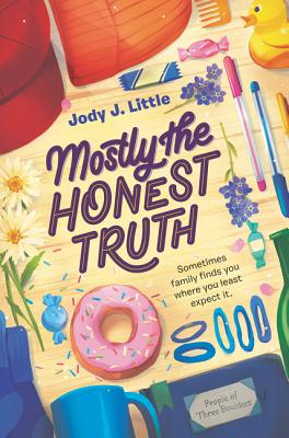 Mostly the Honest Truth Cover Image