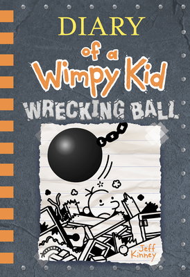 Wrecking Ball (Diary of a Wimpy Kid #14) Cover Image