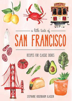 A Little Taste of San Francisco Cover Image