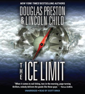Cover for The Ice Limit Lib/E