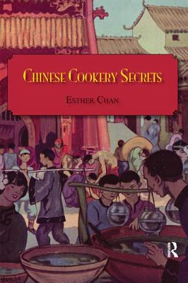 Chinese Cookery Secrets Cover Image