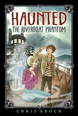 The Riverboat Phantom Cover