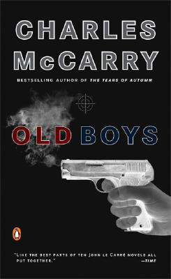 Old Boys: A Thriller Cover Image