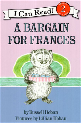 A Bargain for Frances (I Can Read Book) Cover Image