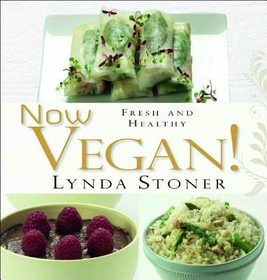 Now Vegan! Cover