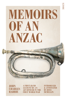 Cover for Memoirs of an Anzac