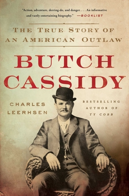 Butch Cassidy: The True Story of an American Outlaw Cover Image