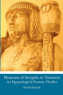Museum of Seraphs in Torment Cover