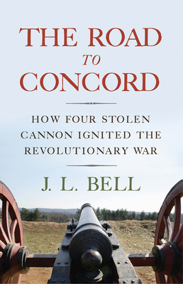 The Road to Concord Cover