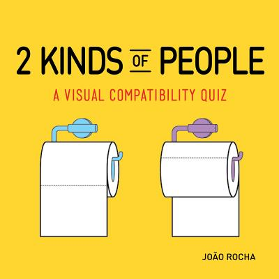 2 Kinds of People: A Visual Compatibility Quiz Cover Image