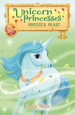 Unicorn Princesses 5: Breeze's Blast Cover Image