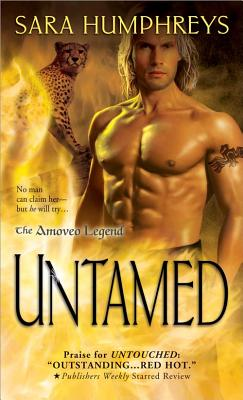 Untamed (Amoveo Legend #3) Cover Image