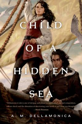 Child of a Hidden Sea Cover
