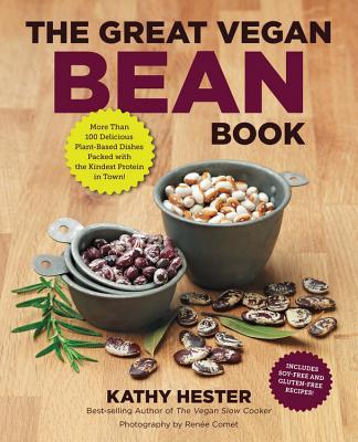 The Great Vegan Bean Book Cover