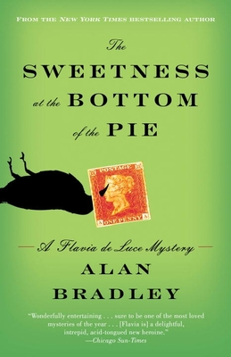 The Sweetness at the Bottom of the Pie: A Flavia de Luce Mystery Cover Image