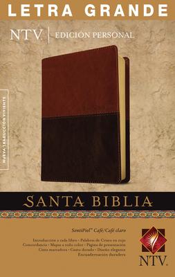 Letra Grande Biblia-Ntv-Personal Cover Image