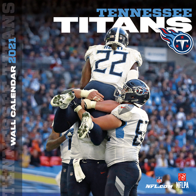 Tennessee Titans 2021 12x12 Team Wall Calendar Cover Image