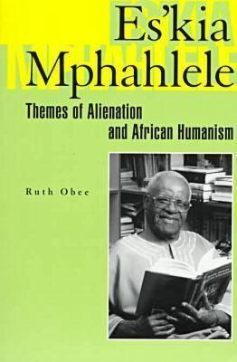 Cover for Es'kia Mphahlele