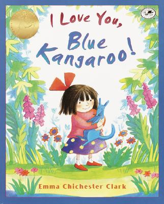 I Love You, Blue Kangaroo! Cover Image