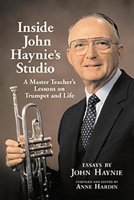 Cover for Inside John Haynie's Studio