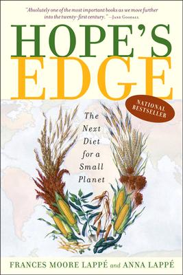 Hope's Edge: The Next Diet for a Small Planet Cover Image