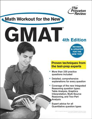 Math Workout for the New GMAT Cover