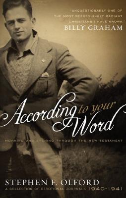 According to Your Word Cover