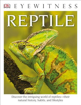 DK Eyewitness Books: Reptile Cover Image