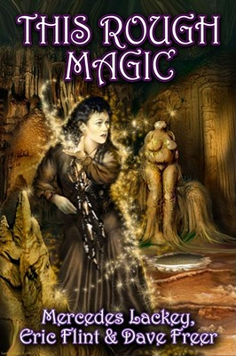 Cover for This Rough Magic