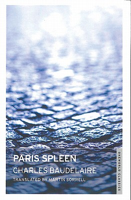 Paris Spleen Cover