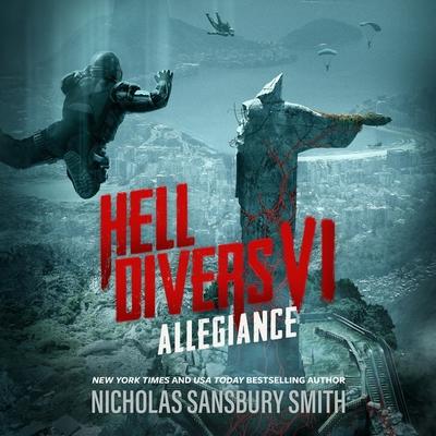 Hell Divers VI: Allegiance Lib/E Cover Image