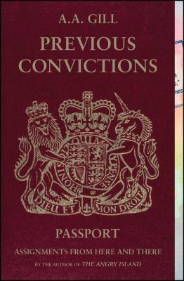 Previous Convictions Cover