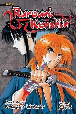 Cover for Rurouni Kenshin (3-in-1 Edition), Vol. 5