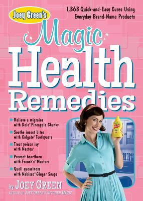 Joey Green's Magic Health Remedies Cover