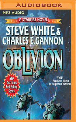 Oblivion (Starfire #8) Cover Image