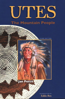 Utes: The Mountain People Cover Image