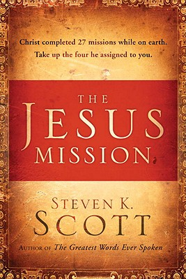 The Jesus Mission Cover