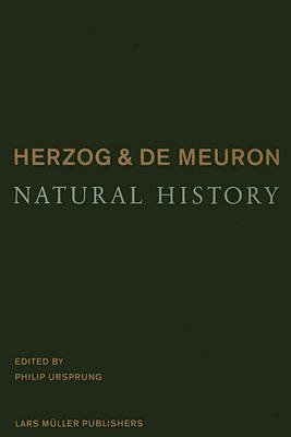 Herzog & De Meuron Natural History Cover Image