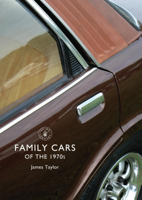 Family Cars of the 1970s Cover Image