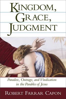 Kingdom, Grace, Judgment Cover