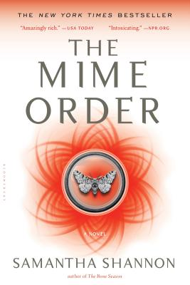 The Mime Order (The Bone Season) Cover Image
