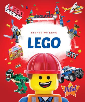Lego (Brands We Know) Cover Image