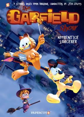 The Garfield Show #6: Apprentice Sorcerer Cover Image