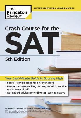 Crash Course for the SAT, 5th Edition cover image