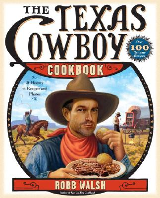 The Texas Cowboy Cookbook Cover